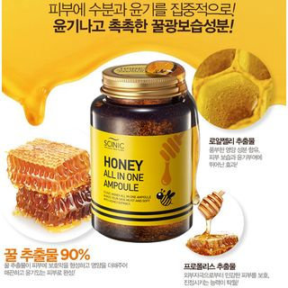 Scinic Honey All-in-one Ampoule 250ml 250ml