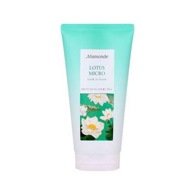 Mamonde Lotus Micro Mask To Foam