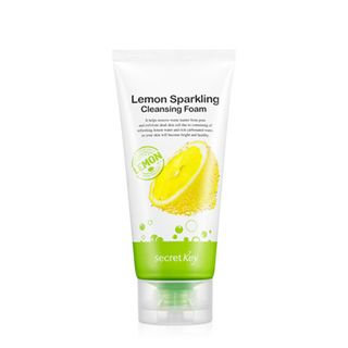 Secret Key Lemon Sparkling Cleansing Foam 120g 120g