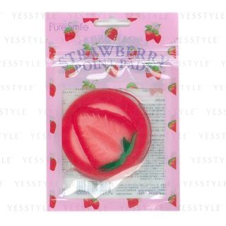 Sun Smile - Pure Smile Juicy Fruits Point Pads (Strawberry) 20 pcs