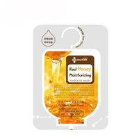 Skin Factory Real Hoeny Moisturizing Ampoule Mask 10pcs 30ml x 10pcs