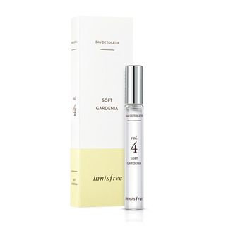 Innisfree Eau De Toilette Rollerball Vol. 4 Soft Gardenia 10ml