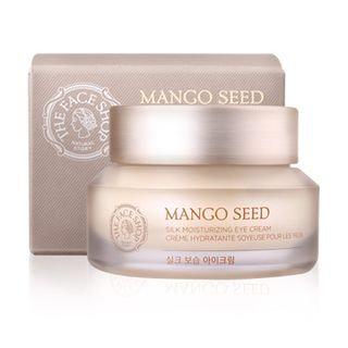 The Face Shop Mango Seed Silk Moisturizing Eye Cream 30ml 30ml