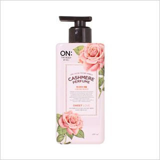 On: The Body ON THE BODY Sweet Love Cashmere Perfume Body Lotion 400ml/13.5oz