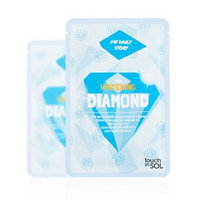 Touch In Sol My Daily Story Whitening Diamond Mask Pack 1pc 1pc
