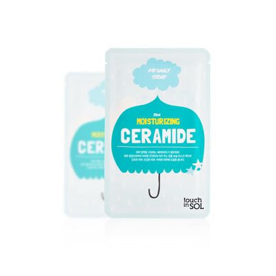 Touch In Sol My Daily Story Moisturizing Ceramide Mask Pack 1pc 1pc