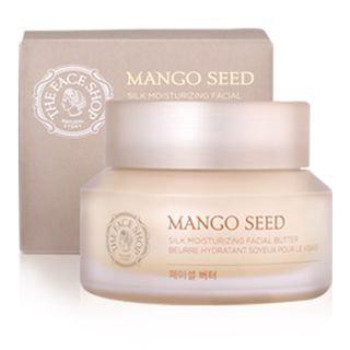 The Face Shop Mango Seed Silk Moisturizing Facial Butter 50ml 50ml