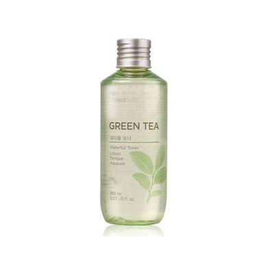 The Face Shop Green Tea Waterfull Toner 150ml 150ml