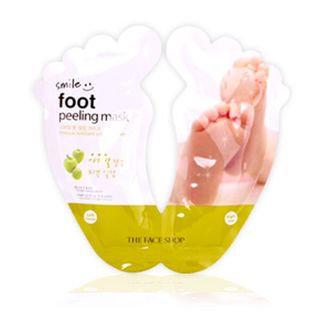 The Face Shop Smile Foot Peeling Mask 20ml x 2pcs 20ml x 2pcs