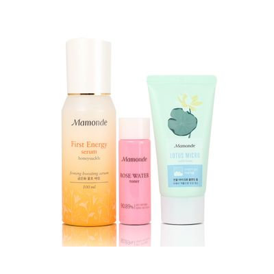 Mamonde First Energy Serum Set