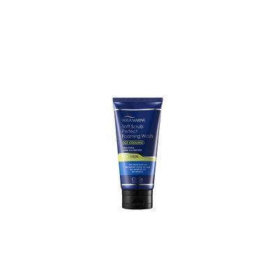 Ottie Aqua Marine Soft Scrub Perfect Foaming Wash (For Men) 120ml 120ml