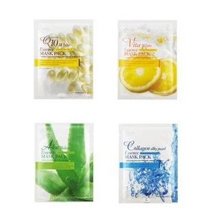 Ottie - Coenzyme Q10 White Essence Mask Pack 5 sheets
