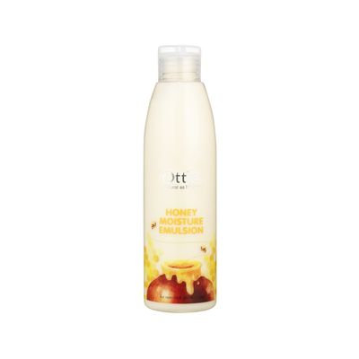 Ottie Honey Moisture Emulsion (For Normal & Dry Skin) - 200ml/6.76oz