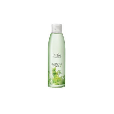 Ottie Green Tea Toner 200ml 200ml