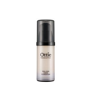 Ottie Real Skin Liquid Foundation - #03 - 30ml/1.01oz