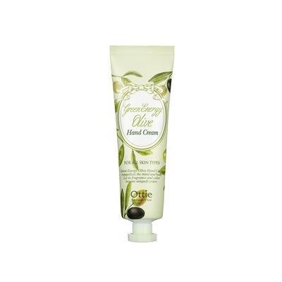 Ottie Green Energy Olive Hand Cream 50ml 50ml