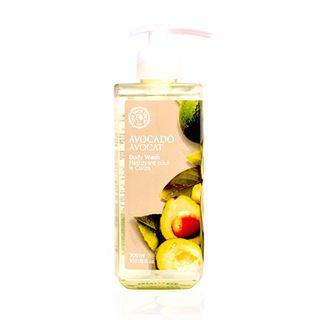 The Face Shop Avocado Body Wash 300ml 300ml
