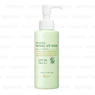 ettusais - Harbal UV Milk SPF 30 PA+++ 130ml