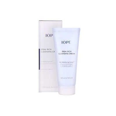 Iope Ideal Rich Cleansing Cream 200ml 200ml