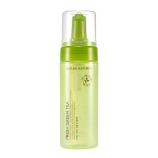 Nature Republic Fresh Green Tea Bubble Deep Cleanser 150ml 150ml