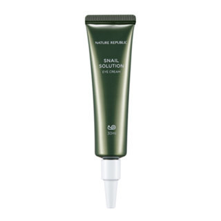 Nature Republic Snail Solution Eye Cream 30ml 30ml