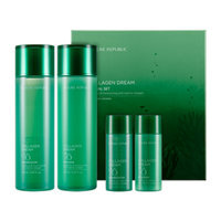 Nature Republic Collagen Dream Set: 90 Skin Booster 150ml + 70 Emulsion 150ml 4pcs