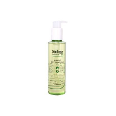 Charm Zone Ginkgo Natural Miracle Deep Cleansing Oil 200ml 200ml