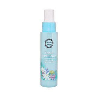 Happy Bath Tahiti Tiare Flower Perfume Body Mist 110ml 110ml