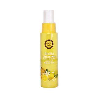 Happy Bath Sicilia Citron Mix Perfume Body Mist 110ml 110ml