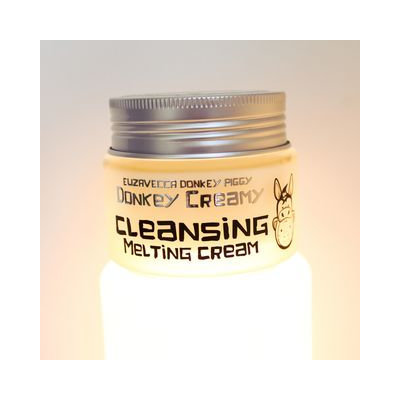 Elizavecca Donkey Creamy Cleansing Melting Cream 100g 100g