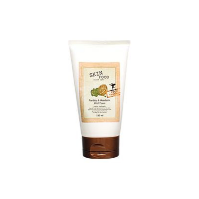 Skinfood Parsley & Mandarin Mild Foam (For Troubled Skin) 150ml 150ml