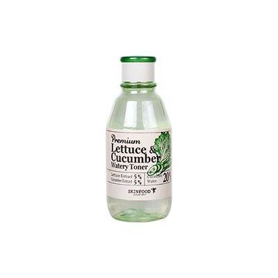SkinFood Premium Lettuce & Cucumber Watery Toner 180ml/6oz