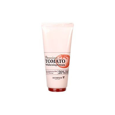 Skinfood Premium Tomato Whitening Cream (Skin Brightening Effects) 50g 50g