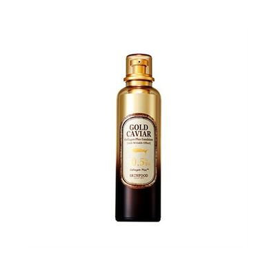 Skinfood Gold Caviar Collagen Plus Emulsion [Anti Wrinkle Effect] 120ml 120ml