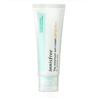 Innisfree The Minimum Sun Cream (For Sensitive Skin) SPF25 PA++ 40ml