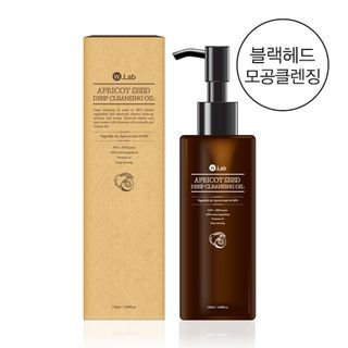 W.lab Apricot Seed Deep Cleansing Oil 120ml 120ml