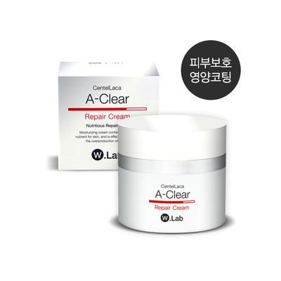 W.lab Centellaca A-Clear Relaxing Cream 50g 50g
