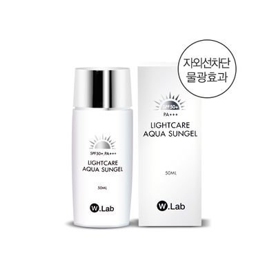 W.lab Light Care Aqua Sun Gel SPF50+ PA+++ 50ml 50ml