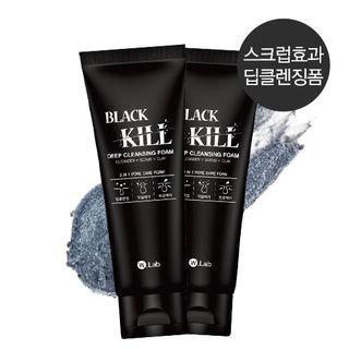 W.lab Black Kill Deep Cleansing Foam 100ml 100ml