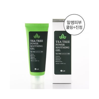 W.lab Tea Tree Power Soothing Gel 100ml 100ml