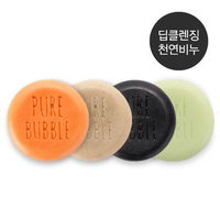 W.lab Pure Bubble Energy Soap 1pc Clear