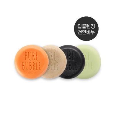 W.lab Pure Bubble Energy Soap 1pc Pore