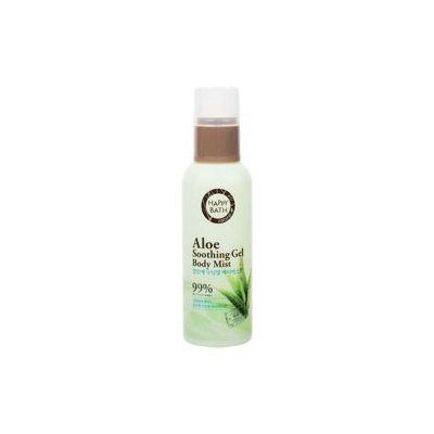 Happy Bath Aloe Soothing Gel Body Mist 120ml 120ml