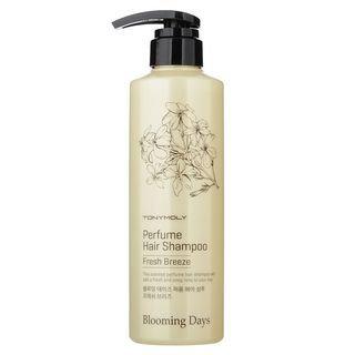 Tony Moly - Blooming Days Perfume Hair Shampoo (Fresh Breeze) 480ml 480ml