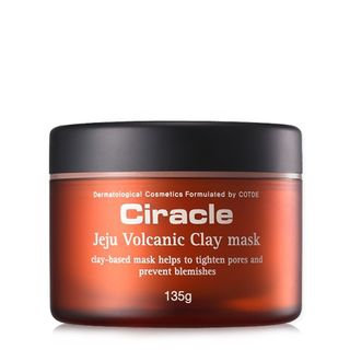 Ciracle - Jeju Volcanic Clay Mask 135g