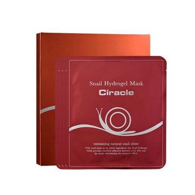 Ciracle Repairing Snail Hydrogel Mask 4pcs 25g x 4