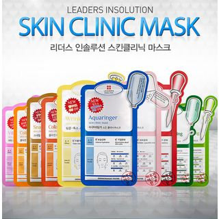 Leaders Insolution Wrinkle Tox Skin Clinic Mask 25 Ml