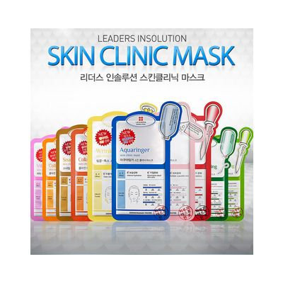Leaders Insolution Collagen Therapy Skin Clinic Mask 25ml 25ml