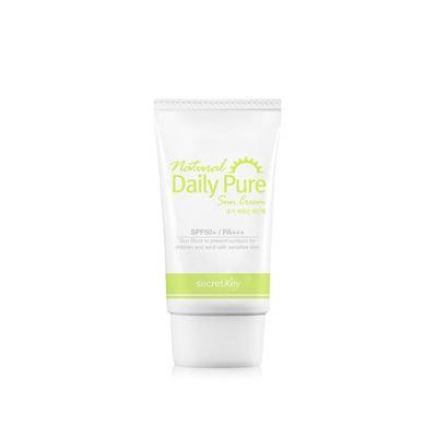 Secret Key Natural Daily Pure Sun Cream 30g 30g
