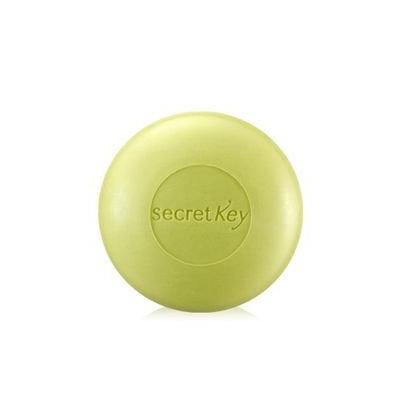 Secret Key Pure Green AC Control Cleasing Bar 1pc 85g